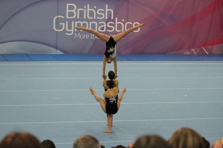 National Gymnastics Finals
