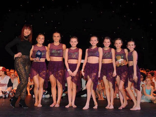We're through to the final of one of the largest group dance competitions in the UK!!!