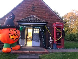 Halloween Happenings!