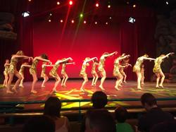 Dancing at Disney!
