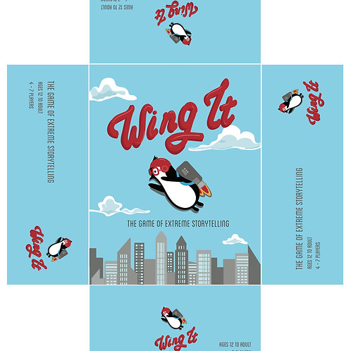 Wing It: Print & Play