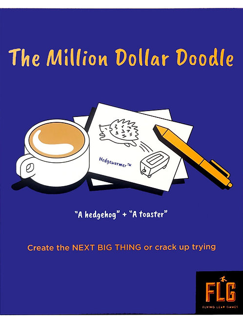 The Million Dollar Doodle