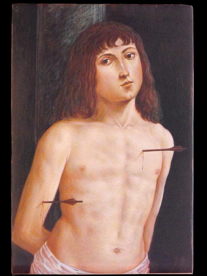 Opera tratta da: Lorenzo Costa, XV secolo tempera su tavola