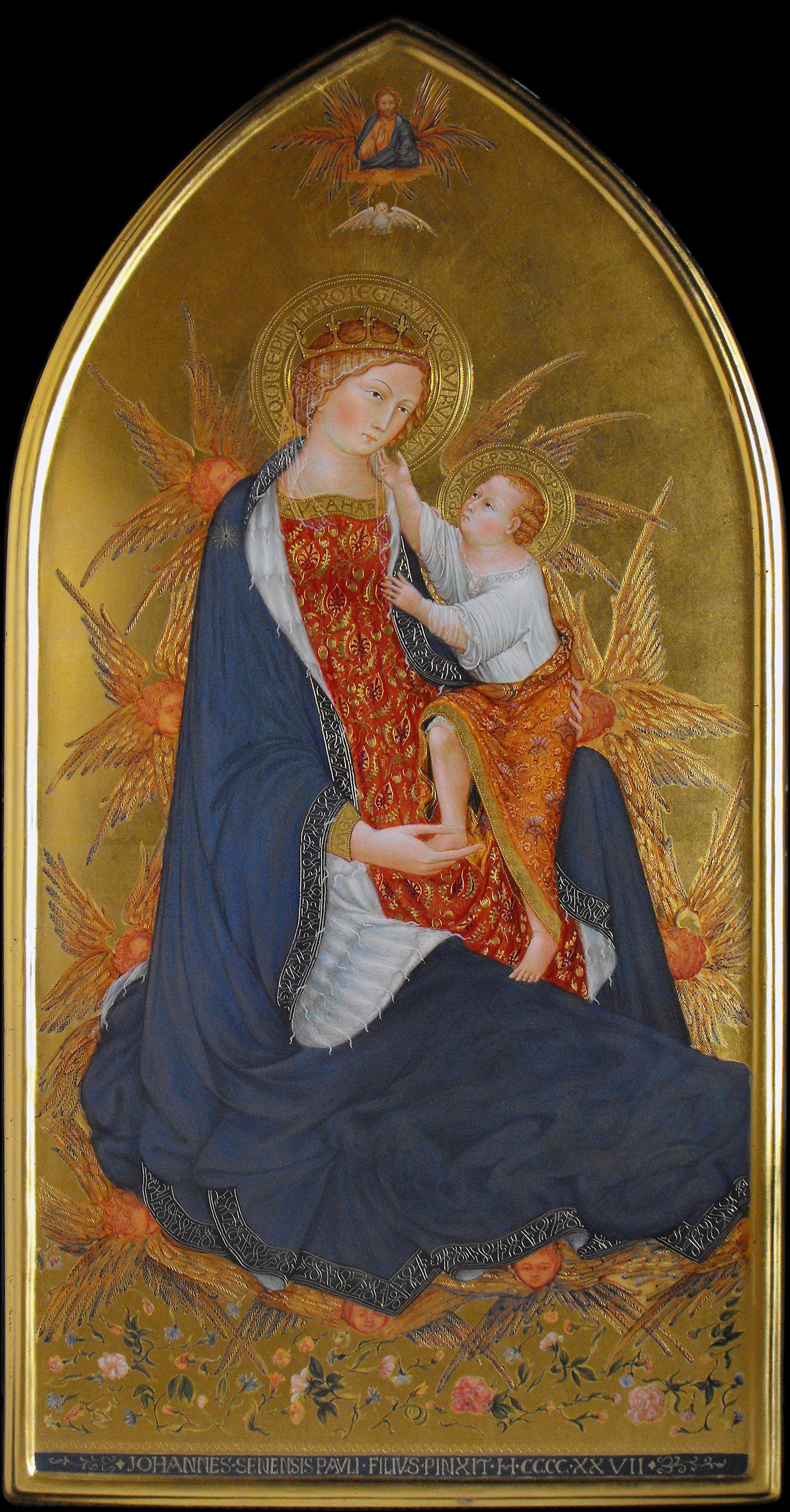 Madonna con Bambino, Madonna Brachini.jpg