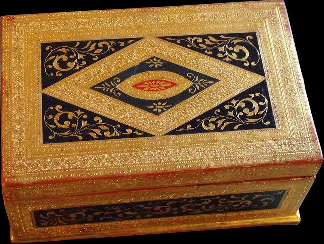 Opera ispirata all'arte senese. Siena XV secolo tempera e oro su legno