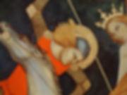 Opera ispirata ad un dipinto di Vitale da Bologna Bologna, XIV secolo tempera e oro su tavola