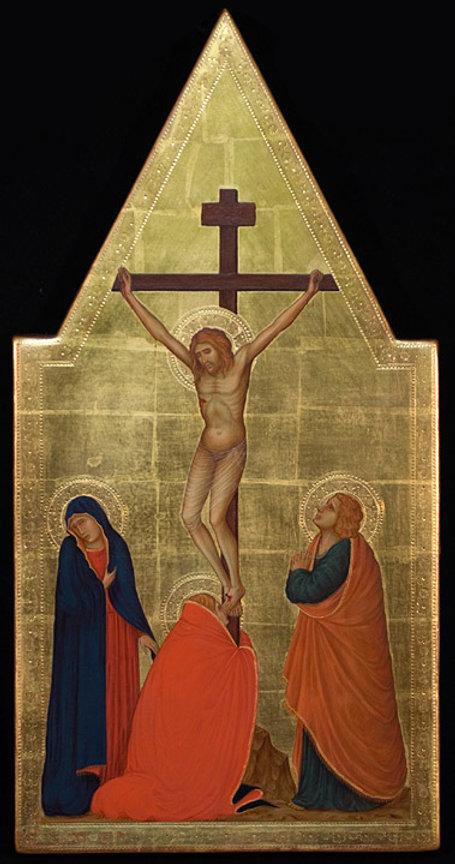 Opera tratta da: Pietro Lorenzetti, XIV secolo tempera e oro su tavola