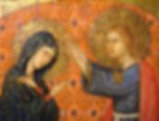 Opera tratta da: Scuola di Duccio, XIV secolo tempera e oro su tavola