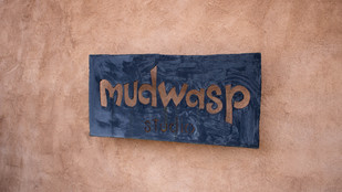 Mudwasp Sculpture Site