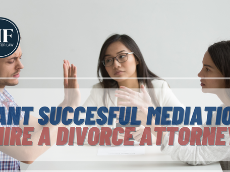 Want Successful Mediation? Hire An Attorney!