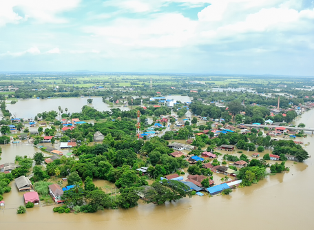 Top Seven Issues For Flood Damage