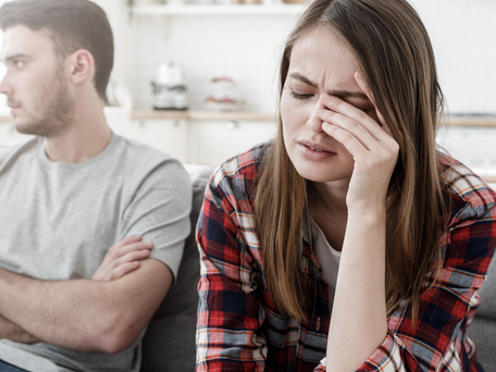 Using Your Anxiety To Improve Your Divorce Outcome