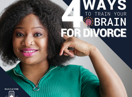 4 Ways To 'Train Your Brain' For Divorce