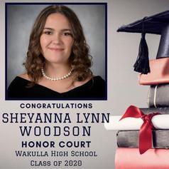 Sheyanna Woodson