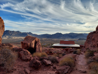 Valley of Fire, visitor center