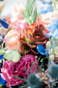 Desert inspired floral