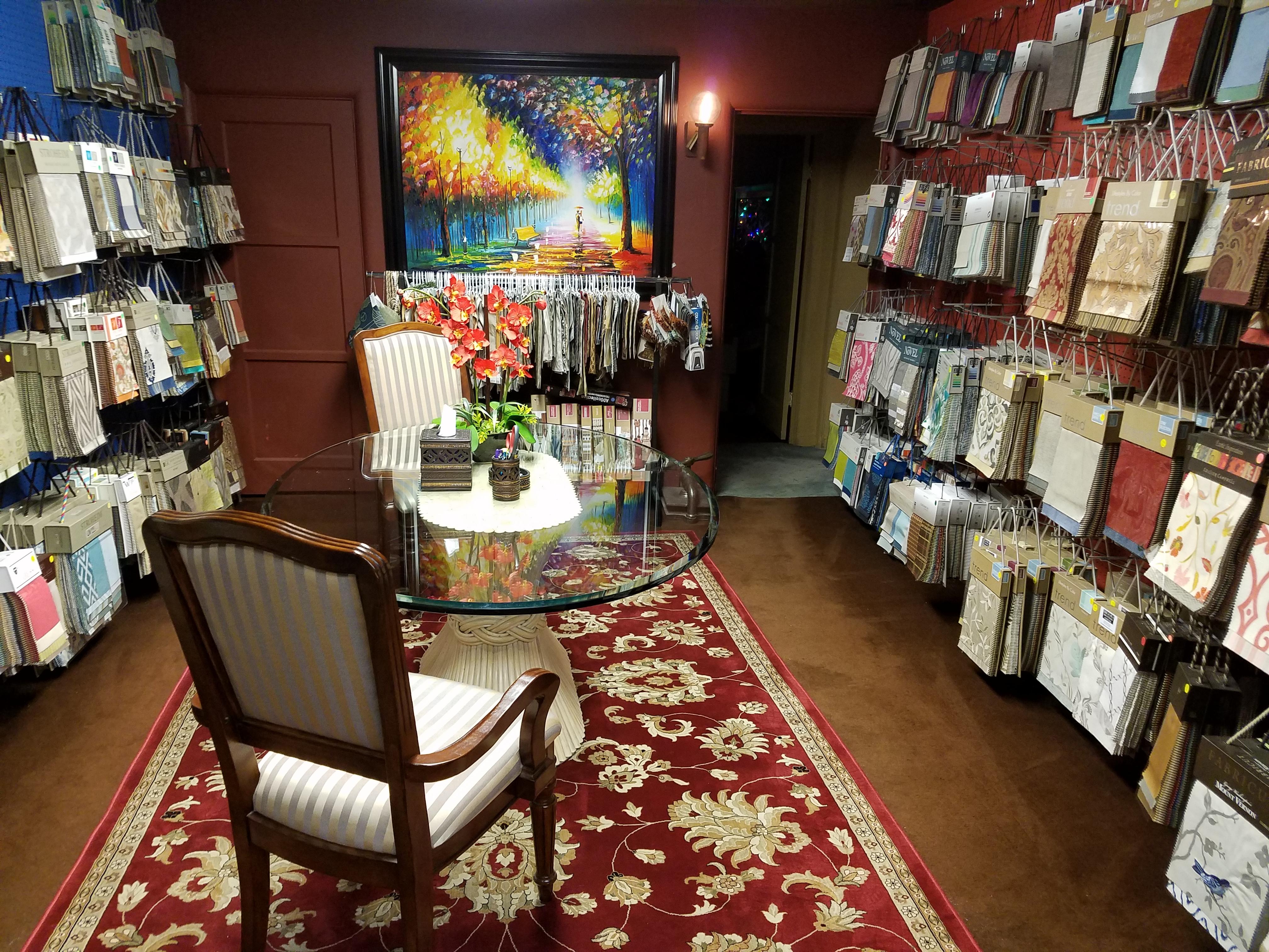 Showroom Fabrics