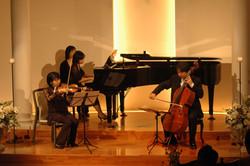 ピアノ三重奏,ピアノトリオ,演奏,演奏依頼,生演奏,甲府,山梨,東京