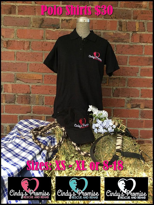 Cindy's Promise Polo Tops