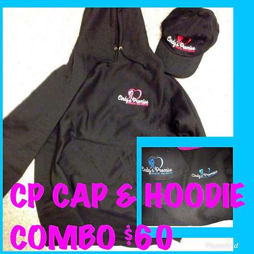 Hoodie and Cap Combo