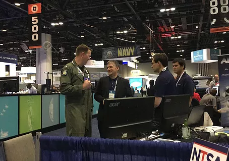 SimBlocks Exhibits at IITSEC 2017