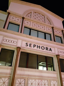 SEPHORA SIGN SHOP UTAH