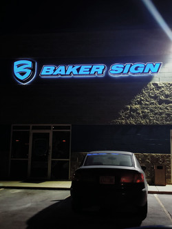 BAKER SIGN SHOP UTAH