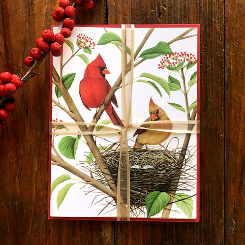 Cardinal Notecards