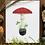 Thumbnail: Amanita Mushroom | Signed Art Print