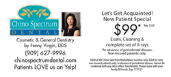 Chino Spectrum Dental