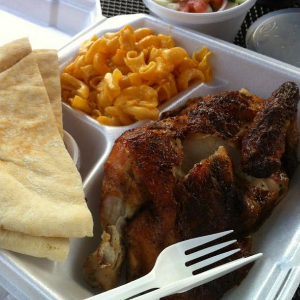 Louie's Chicken Cafe