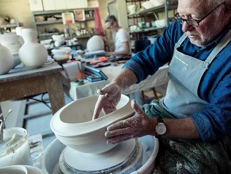 Life Membership of The Australian Ceramics Association