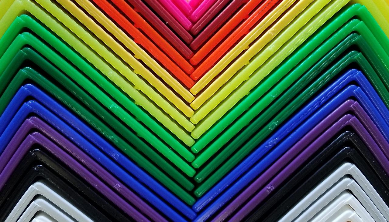 Rainbow Clips