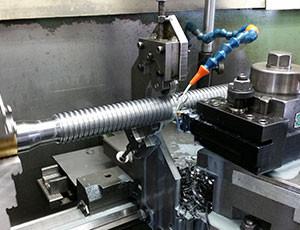 Cable winch drum brake screws