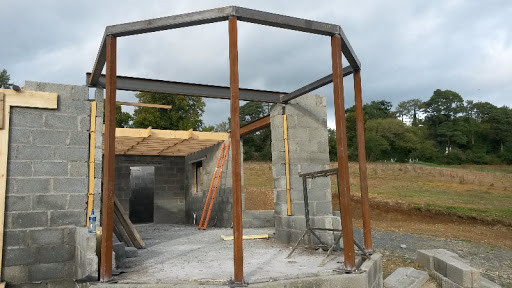 Domestic structural steel