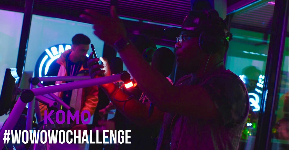 Komo wowowochallenge on radar radio