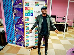 Komo on Colourful Radio (#KomoPullUp Radio Tour)