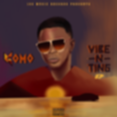 Komo - Vibe N Ting (Artwork)