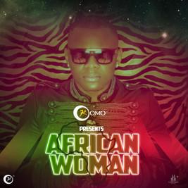 Komo - African Woman