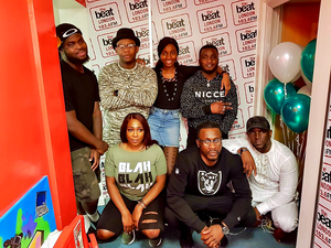 Komo with Yemi Rush, Tipsey, Stef KoKo, Dboy Dayo, Ray Muzik at The Beat London
