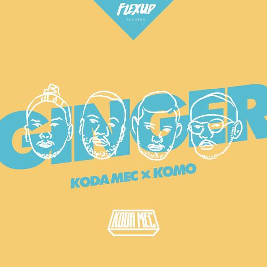 Koda Mec x Komo - Ginger