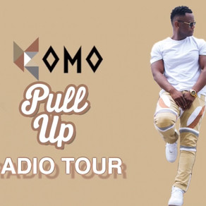 Komo Kickstart His Pull Up Radio Tour