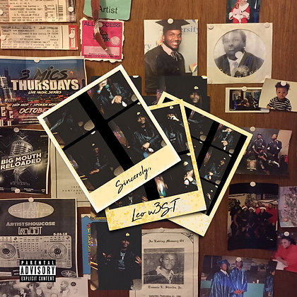 Sincerely W3st - EP