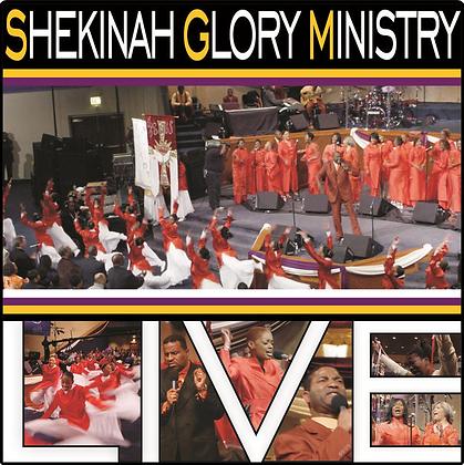 Shekinah Glory Ministry Live
