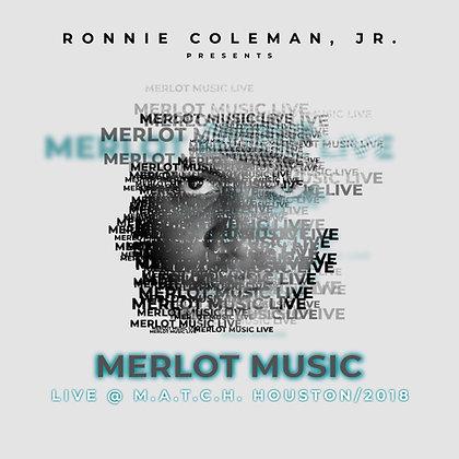 Merlot Music (Live at M.A.T.C.H., Houston, 2018)