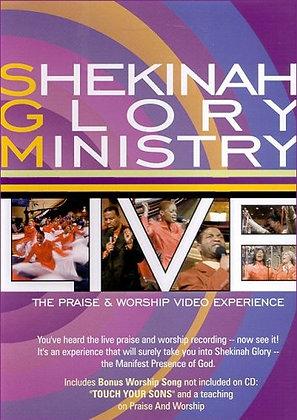 Shekinah Glory Ministry Live (DVD)