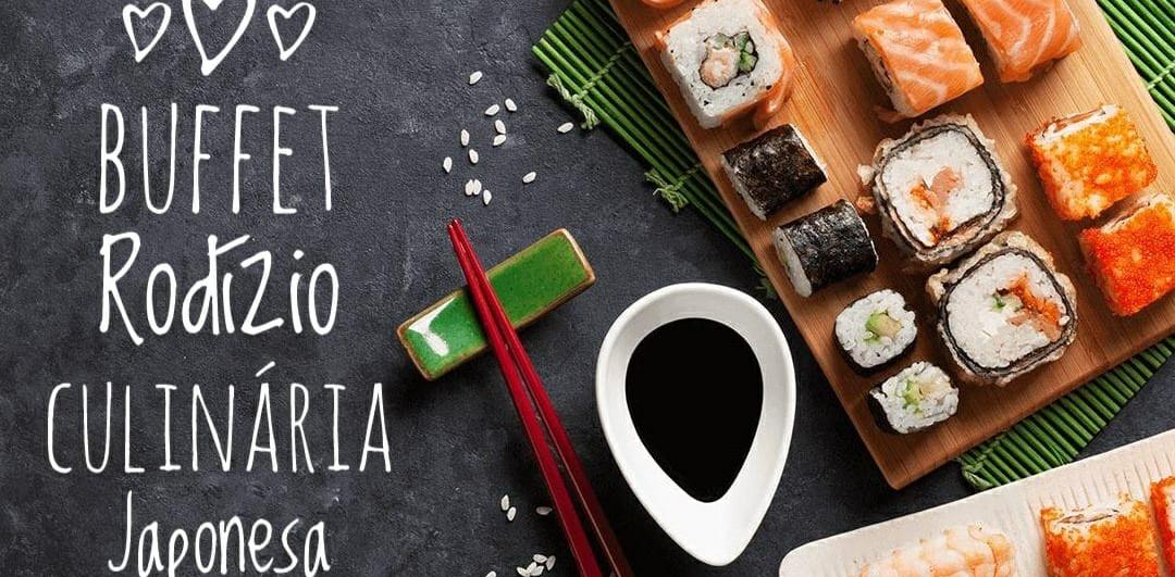 Buffet Rodízio da Culinária Japonesa