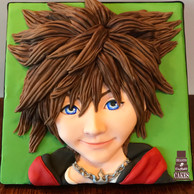 2D Character Cake £130