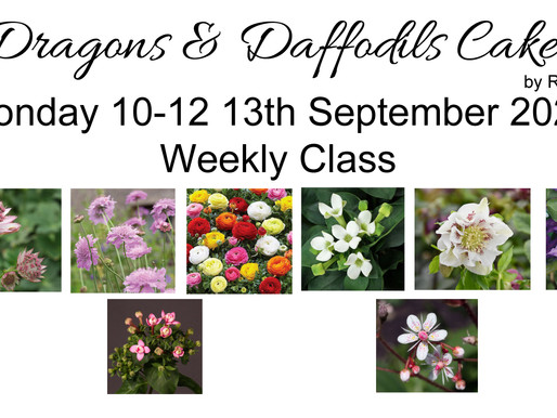 September term weekly classes