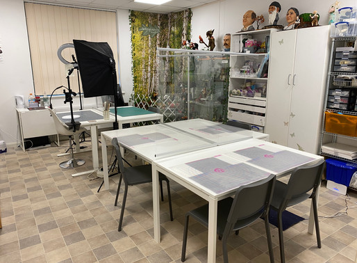 Changes to the school room